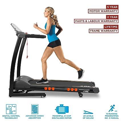 15 mph treadmill
