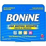 Bonine Motion Sickness Relief Chewable