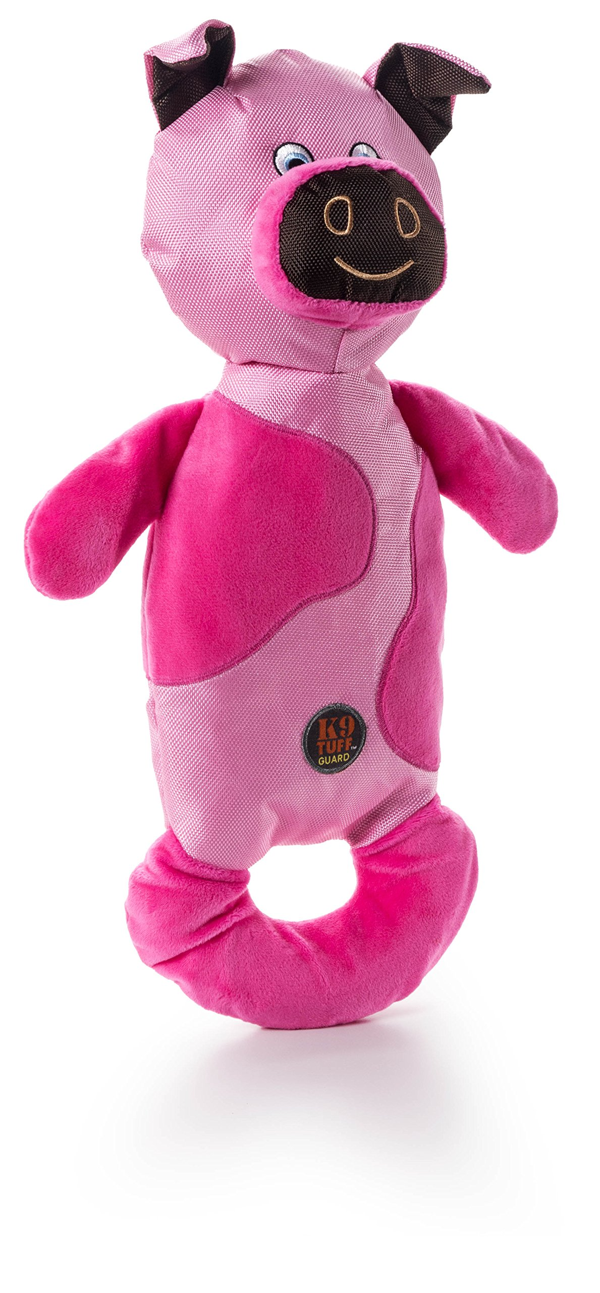 Charming 61376L Patches Large Pig Plush Toy