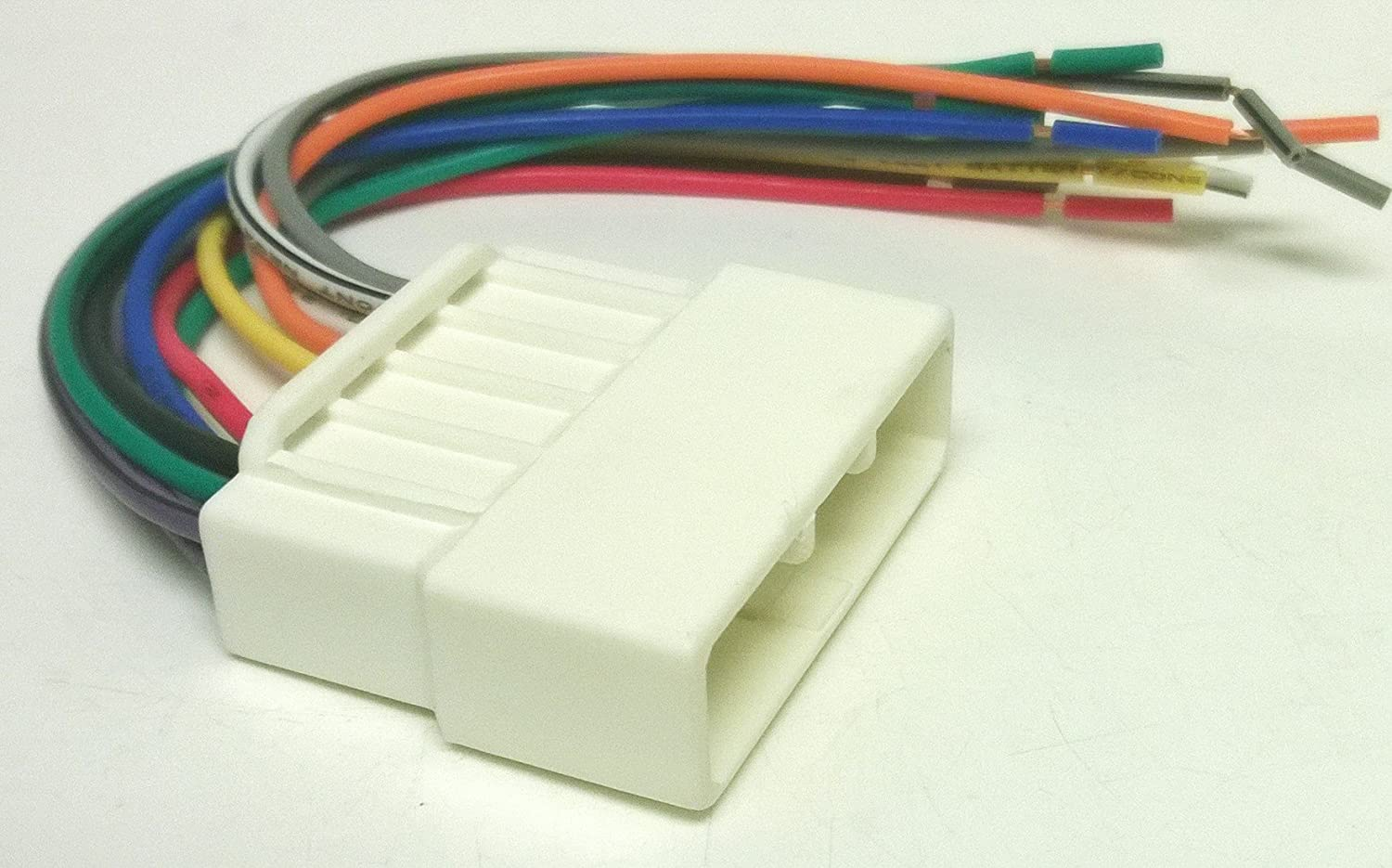 Amazon.com: Wire Harness for Installing a New Radio into a Honda, Civic,  1986, 1987, 1988, 1989, 1990, 1991, 1992, 1993, 1994, 1995, 1996, 1997,  1998, 1999, 2000: Car Electronics