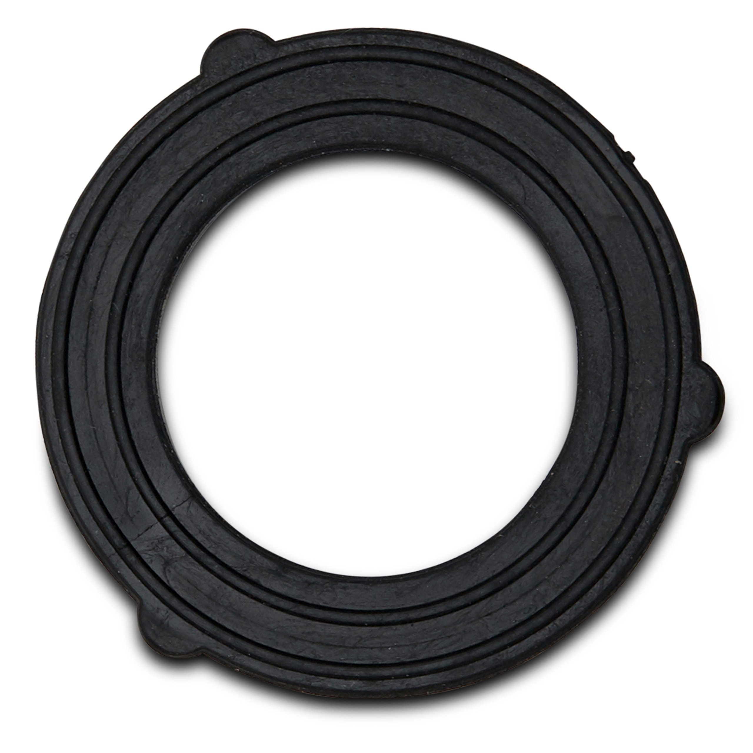 Morvat Heavy Duty Metal Garden Hose Connector Splitter with Rubber Grip Coating (2 Way Y Connector)   Water Hose Diverter, Adapter   Includes 4 Rubber Washers   Pack of 2 by Morvat (Image #4)