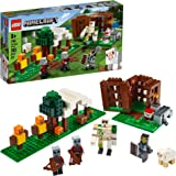 LEGO Minecraft The Pillager Outpost 21159 Awesome Action Figure Brick Building Playset for Kids Minecraft Gift, New 2020…