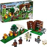 Lego Minecraft O Posto Avançado do Saqueador 21159