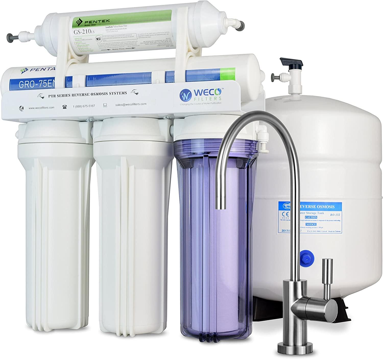Aquatec Cdp 8852 Alto Flujo Booster Pump Transformador 3//8 Y 1//4 RO sistema de agua