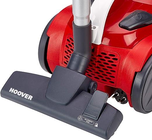 Hoover Sprint Evo SE51 - Aspiradora sin bolsa, ciclónico, Cepillo ...