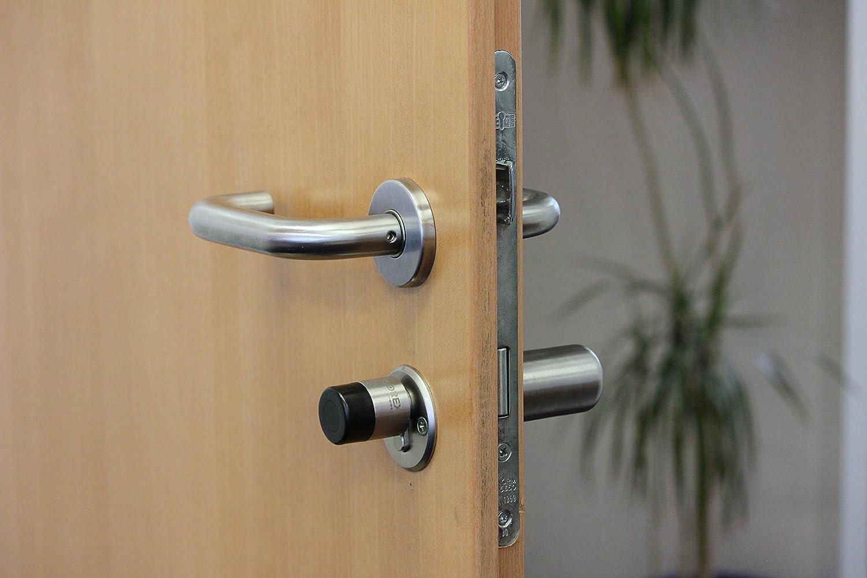 Funciona con pilas cerradura de puerta electrónica Sorex ...