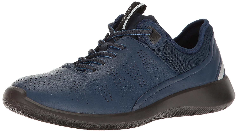 Ecco Soft 5, Zapatillas para Mujer 41 EU|Azul (True Navy)