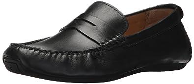 Cole Haan Men's Somerset II Penny Loafer, Black, 8 Medium US