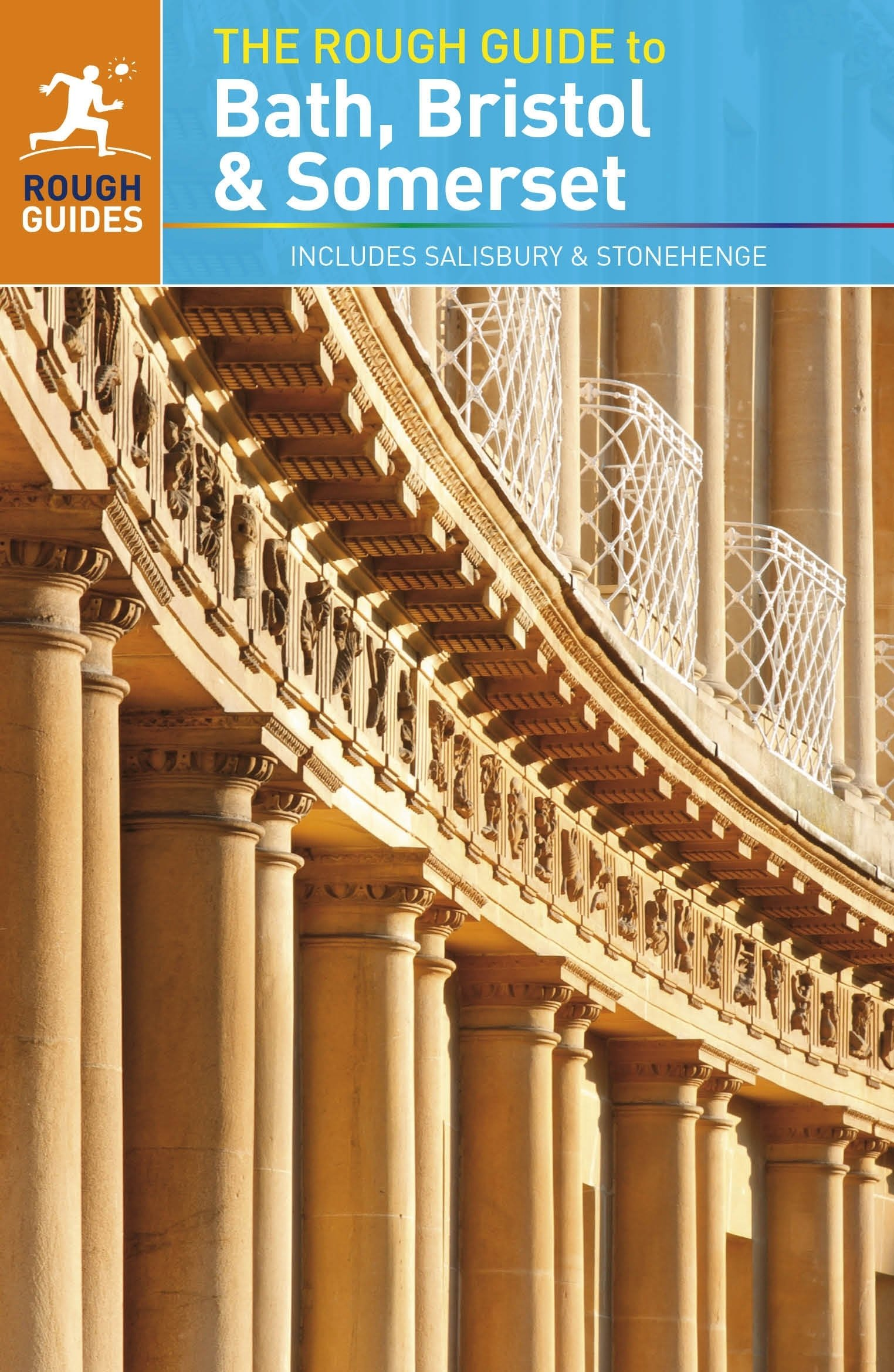 Read Online The Rough Guide to Bristol, Bath & Somerset ebook