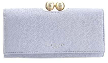 07fbecef7d Image Unavailable. Image not available for. Colour: Ted Baker Josiey Wallet  Blue-Grey