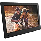 NIX Advance 8 Inch Digital Photo Frame X08G - 720p HD, 16:10 IPS Display - Auto Rotates Images and Plays All Your Photos…
