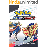 Pokemon: Sword and Shield: Complete Guide, Tips And Strategy: Trivia Quiz Game Book