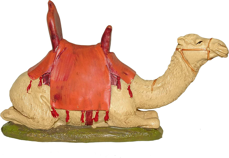 Base de chameau de 9 /à 11cm chiffres colori/ée /à la main