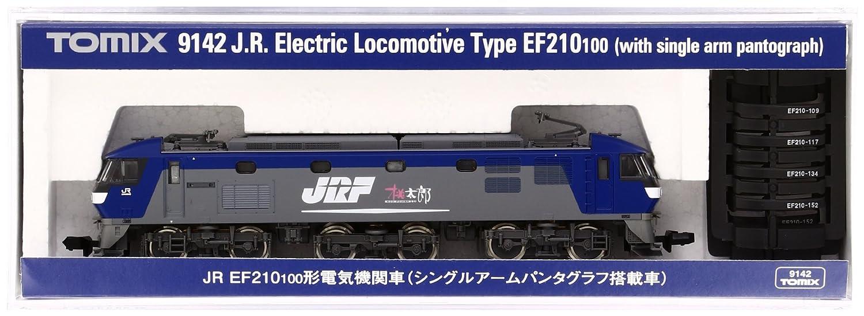 TOMIX Spur N 9142 EF210-100 (Single-Arm-Stromabnehmer ausgestattete Fahrzeuge) (Japan Import / Das Paket und das Handbuch werden in Japanisch)