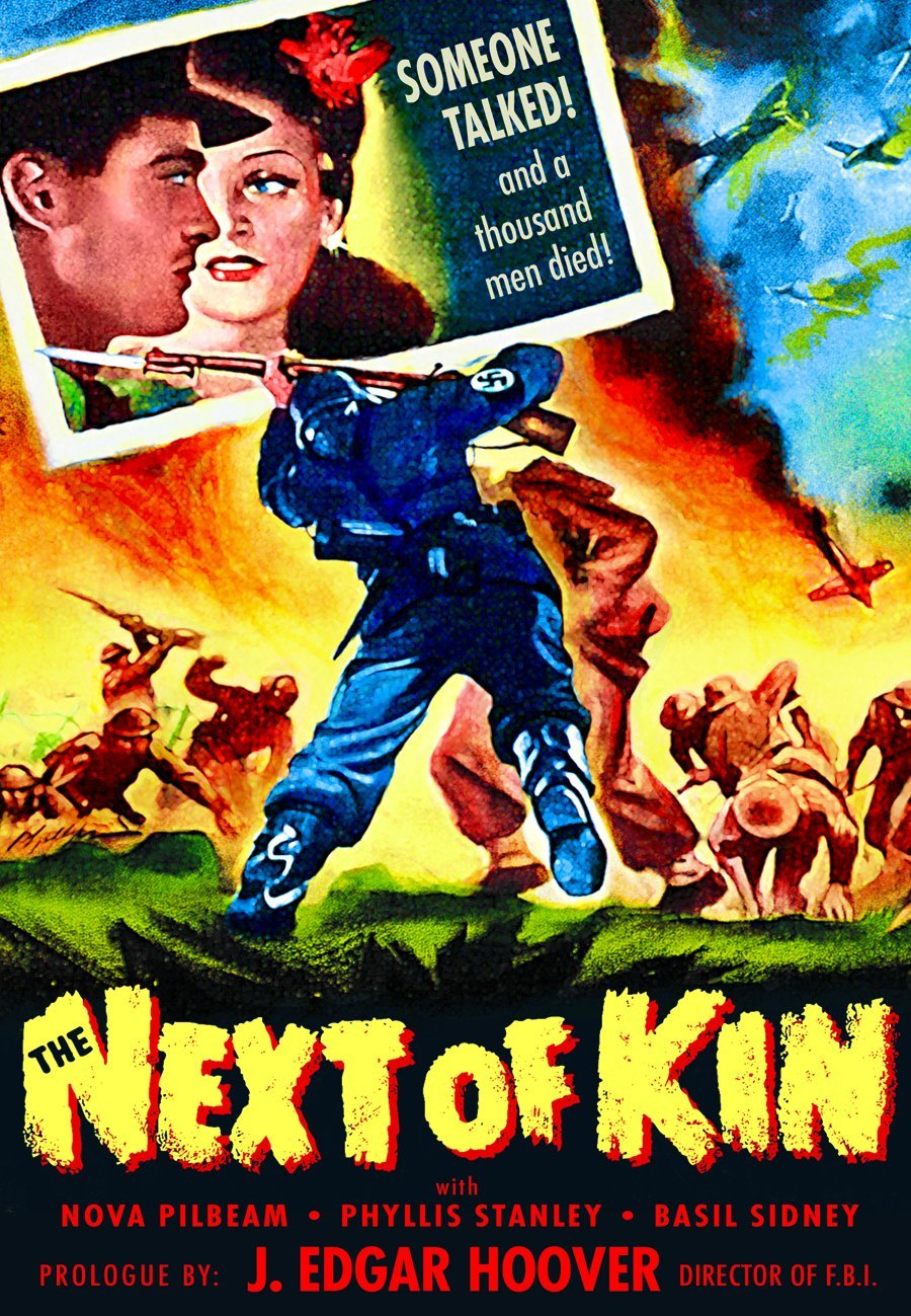 The Next of Kin(1942) US poster