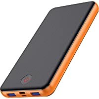 VOOE 18W Batería Externa 26800mAh [PD & QC 3.0 Carga rápida] Power Bank con 3 Salidas USB y 2 Entradas [Doble Tipo C…