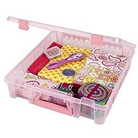 Deals on ArtBin 6955RK Super Satchel 1-Compartment Box