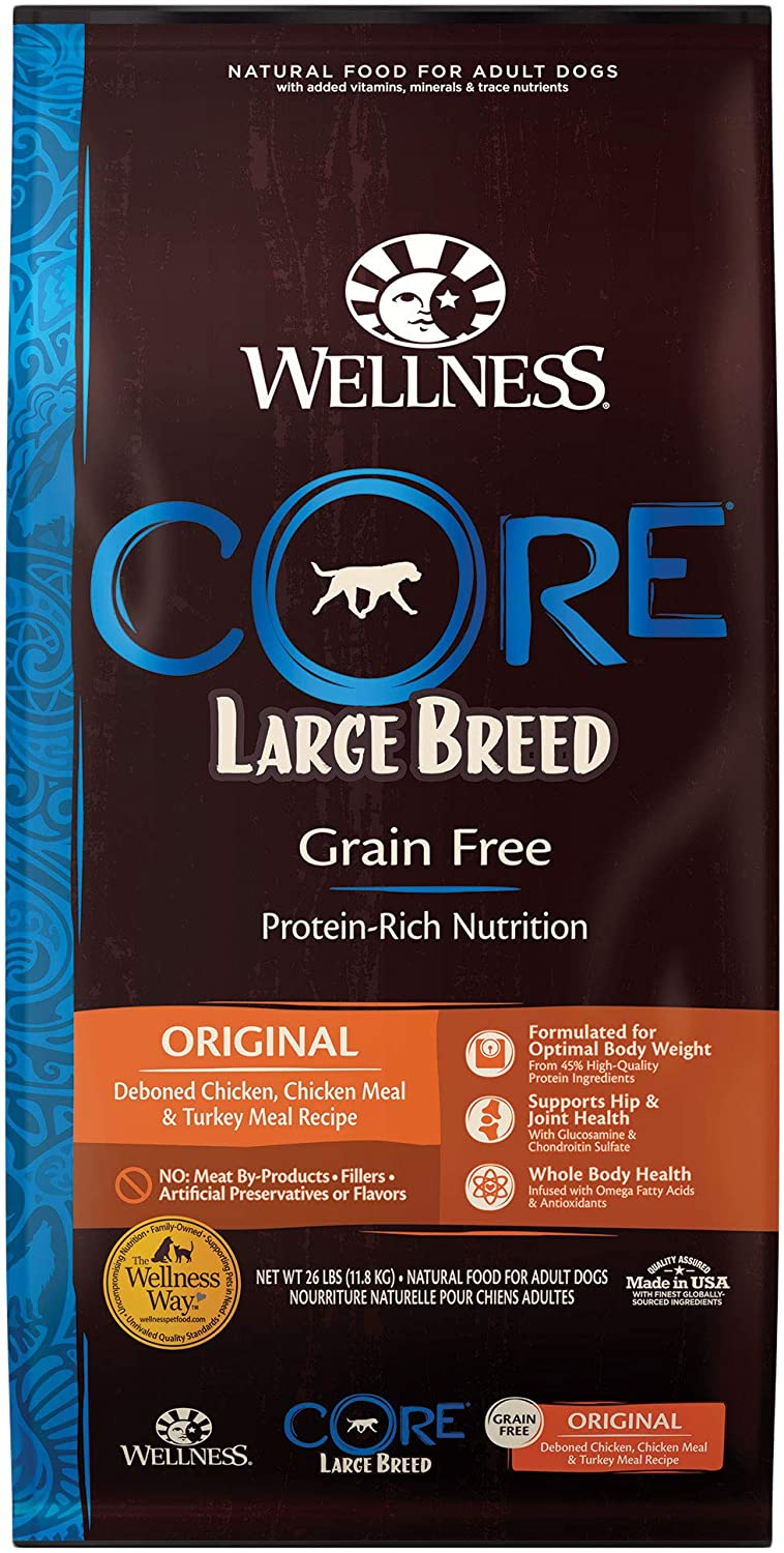 6. Wellness CORE Large Breed