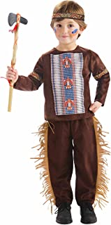 Native American Brave Costume Childu0027s Small  sc 1 st  Amazon.com & Amazon.com: Yo Gabba Gabba Brobee Toddler Costume 2T: Clothing