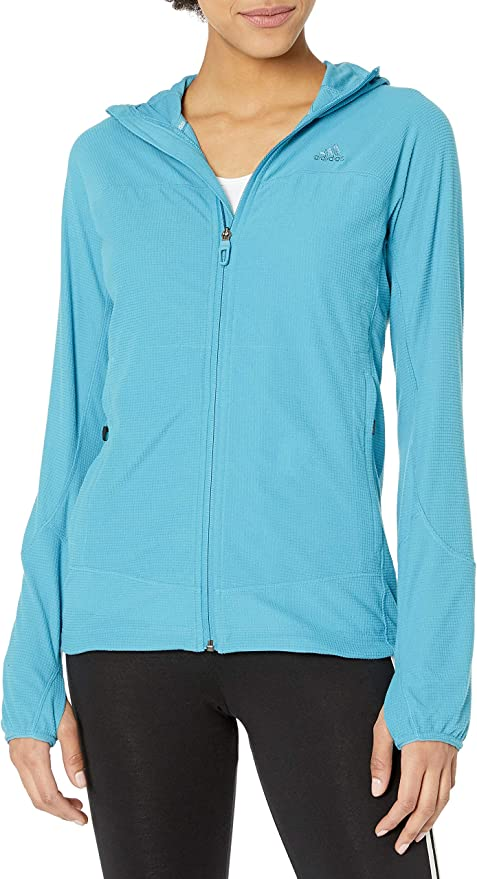 adidas fleece jacke damen türkis