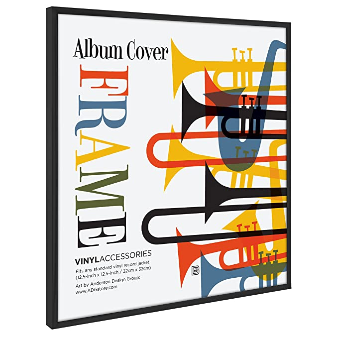 Top Rated Album Frame - Made to Display Album Covers and LP Covers ...