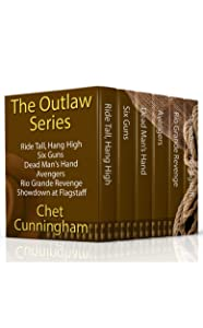 The Outlaw Series - Western Boxed Set