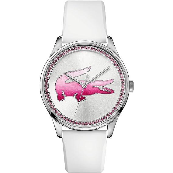 Lacoste 2000970 - Reloj analógico de pulsera para mujer