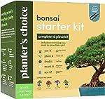 Bonsai Starter Kit - The Complete Growing Kit to Easily Grow