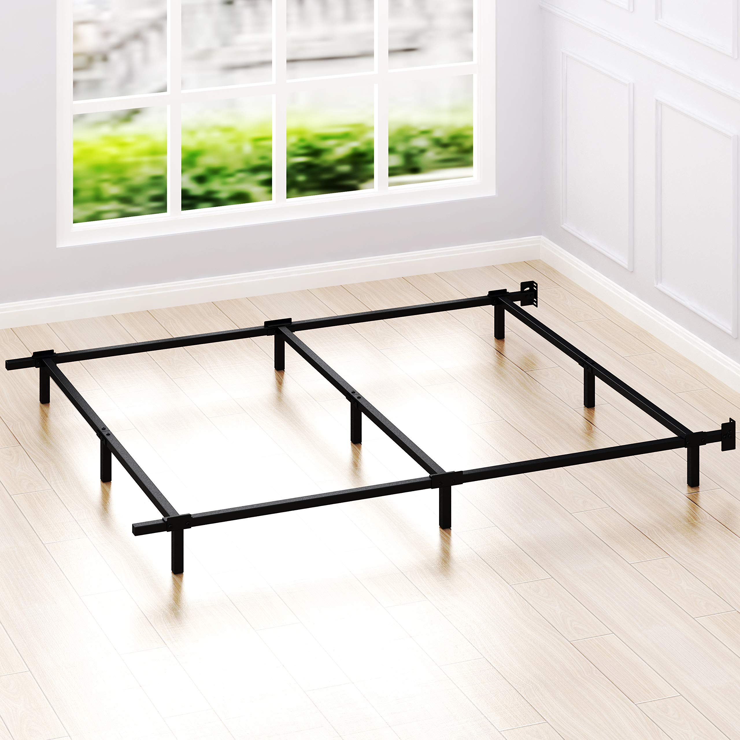 Simple Houseware Stable Bed Frame, Queen by Simple Houseware