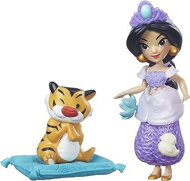 Amazon.com: Disney Princess Little Kingdom Jasmine S Slumber ...