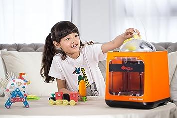 Xyzprinting 4020045054 - Impresora 3D Da Vinci Nano Fabricación De ...