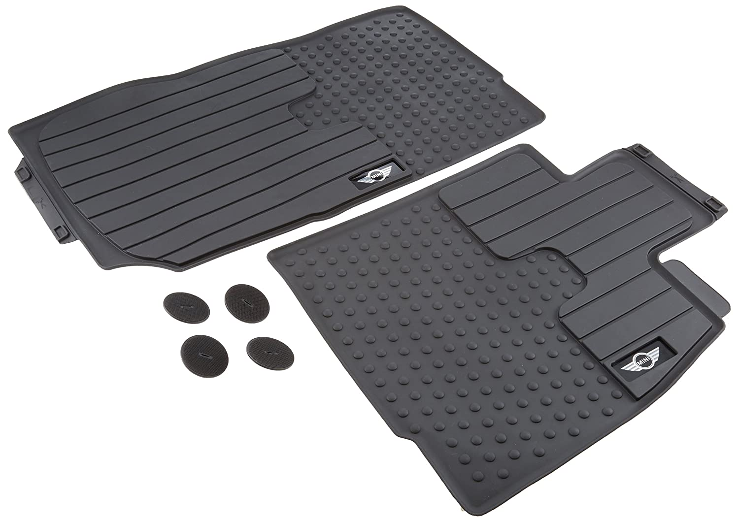 MINI Genuine All Weather Floor Mats Set Front For R60 R61 51472243921