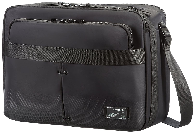 Samsonite Cityvibe 3-Way Bus Tasche für Notebook bis 40, 6 cm (16 Zoll) schwarz 59559.1465 112012_185