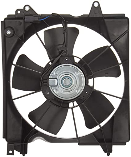 Amazon Com Spectra Premium Cf18060 Engine Cooling Fan Assembly