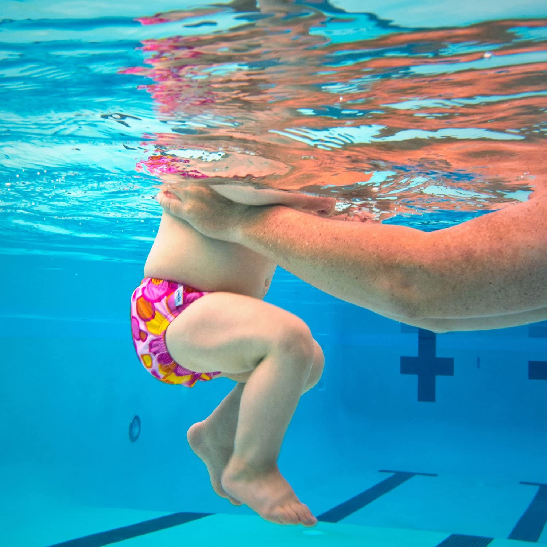 Finis Swim Diaper Nappy Bubble Pinzas de Nariz para nataci/ón