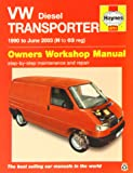 VW Transporter Diesel (T4) Service and Repair Manual: 1990 - 2003