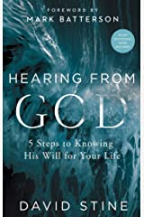 Hearing from God: 5 Steps to Knowing His Will for Your Life Hardcover