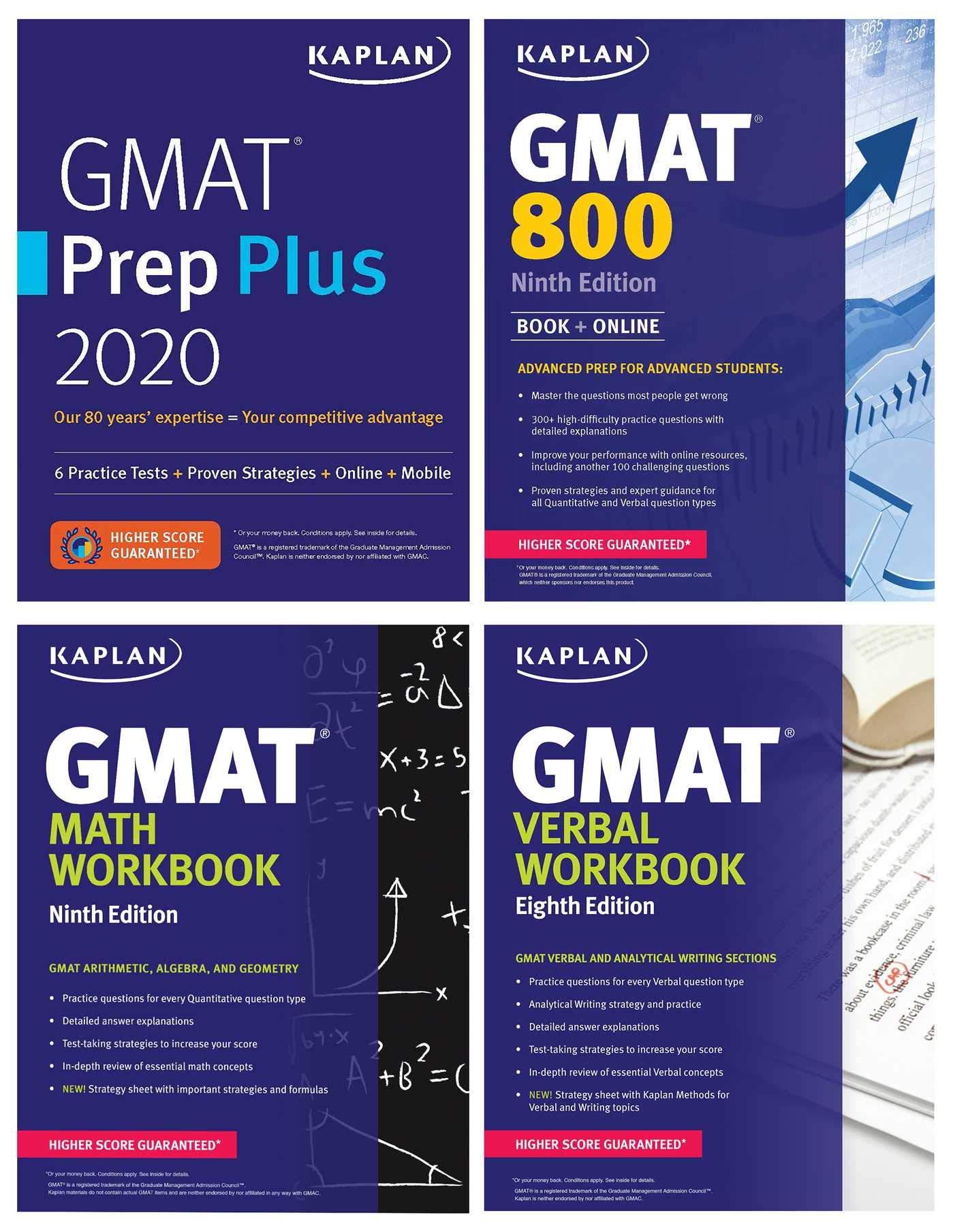 GMAT Complete 2020: The Ultimate in Comprehensive Self-Study for GMAT (Kaplan Test Prep) by Kaplan Publishing