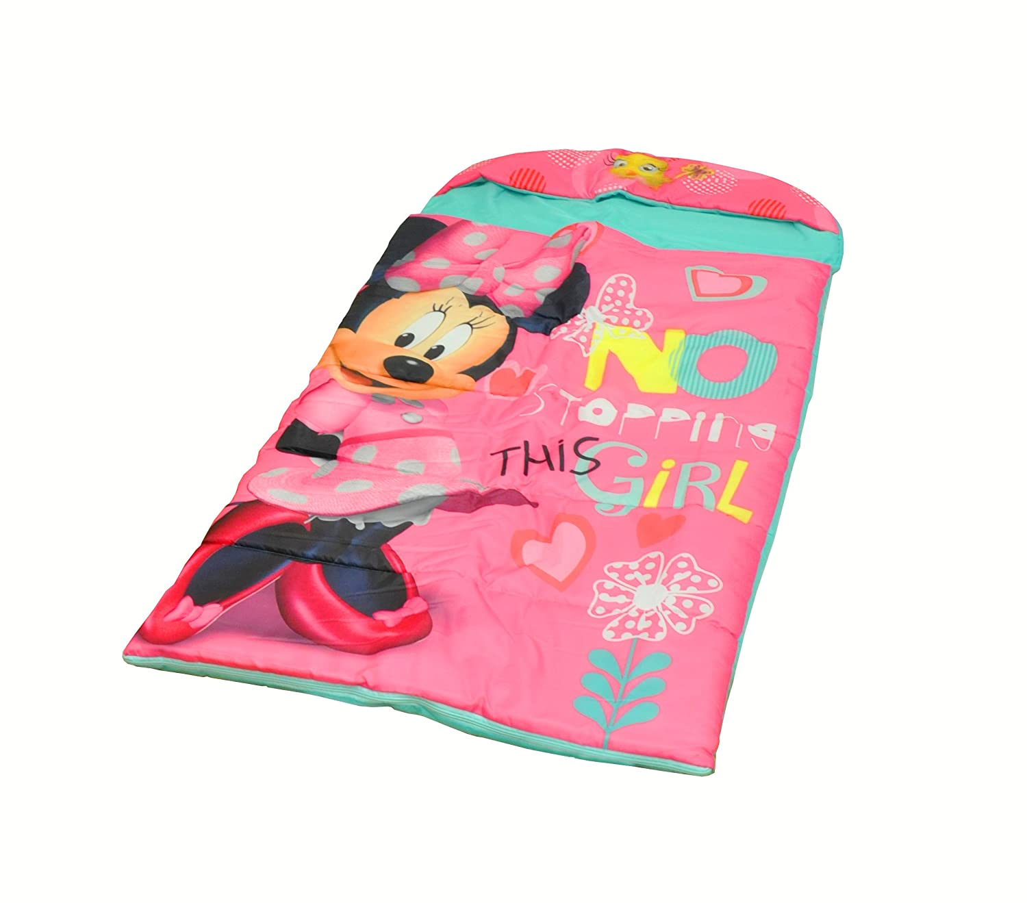 Disney Mouse Sleeping Bag, Minnie Idea Nuova - LA WK319907