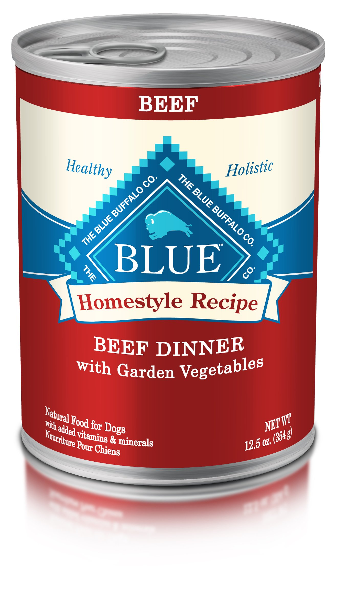 Blue Buffalo Homestyle Recipe Natural Adult Wet Dog Food 1