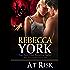 At Risk (Decorah Security Series, Book #7): A Paranormal Romantic Suspense Novel
