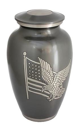 UrnsDirect2U American Pride Adult Urn