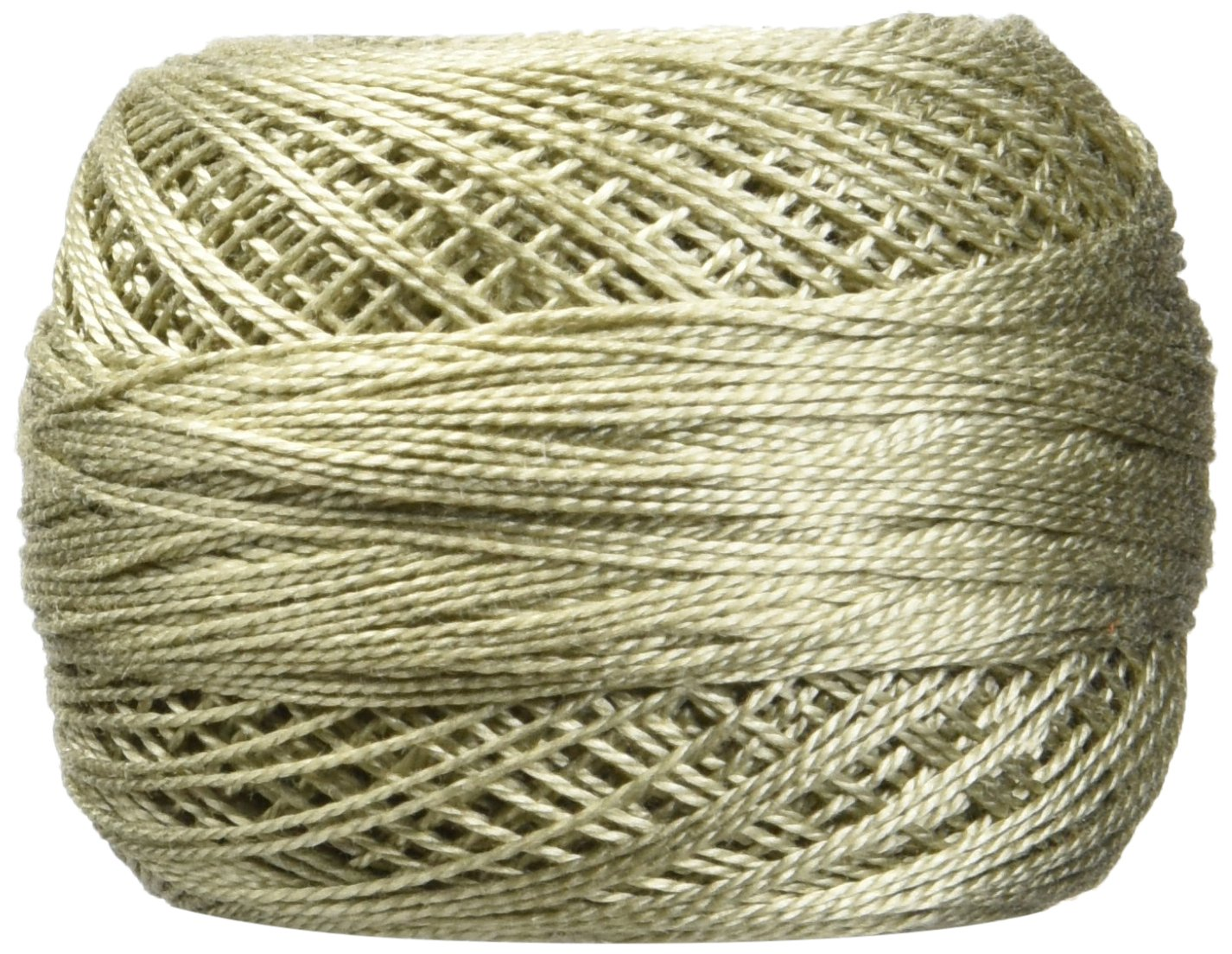 DMC 116 12-B5200 Pearl Cotton Thread Balls, Snow White, Size 12 Notions - In Network
