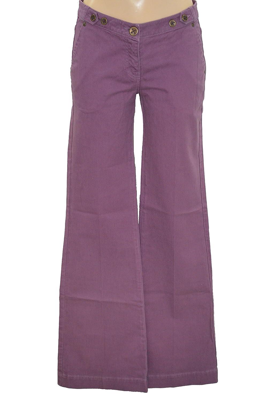 DESTOCKAGE DE JEANS DE MARQUES Women's Jeans Purple Bleu - Gris 10