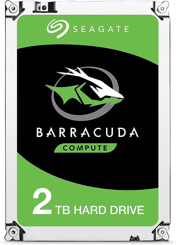 Seagate Technology ST2000DM008 Barracuda, Barracuda, Tamaño Único ...