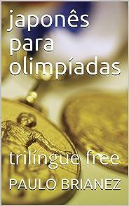 japonês para olimpíadas: trilíngue free