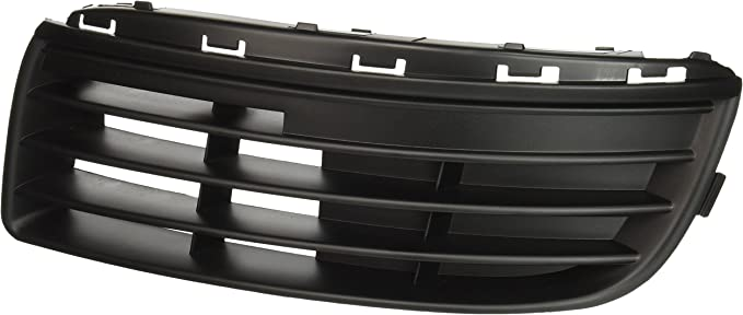 NEW VW JETTA 2006-2010 LOWER BUMPER CENTER GRILL WITHOUT CHROME 1K0853677C9B9