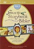 Jesus Storybook Bible Animated DVD, Vol. 1