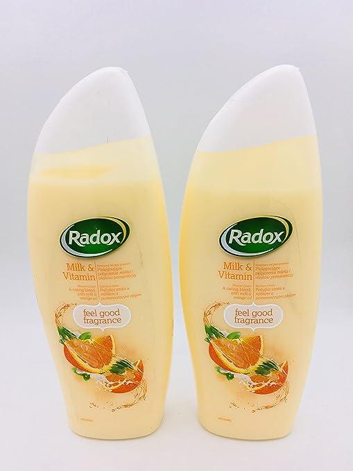 Radox Gel de ducha Leche & Vitamina