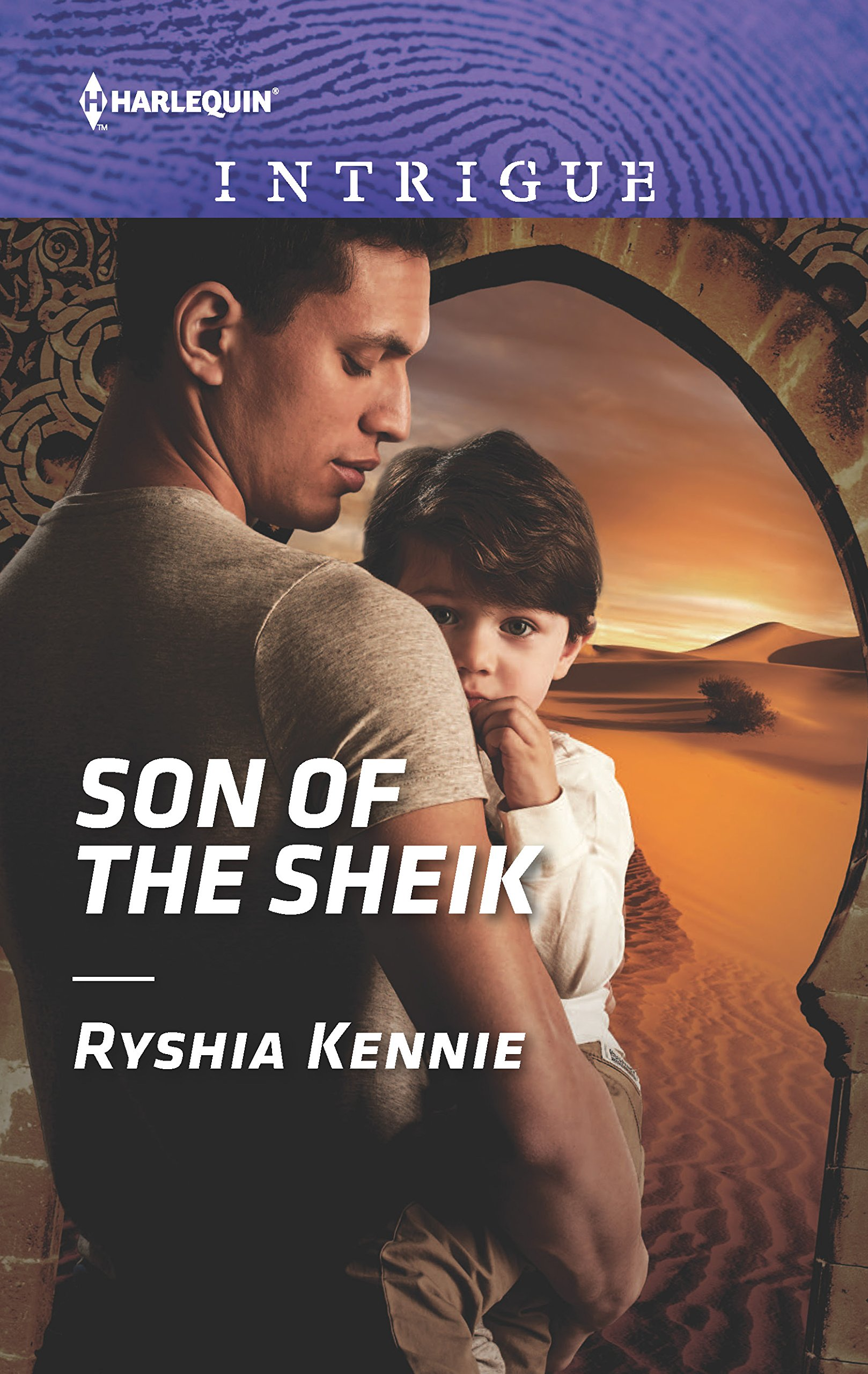 Amazon.com: Son of the Sheik (Desert Justice) (9781335721068): Ryshia  Kennie: Books